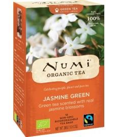 Herbata zielona jaśminowa (JASMINE GREEN) 18 saszetek x 2 g