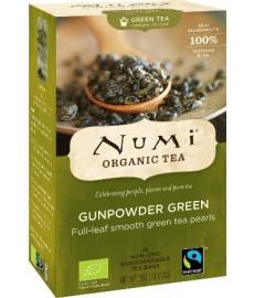 Herbata zielona GUNPOWDER 18 saszetek x 2 g NUMI Organic Tea