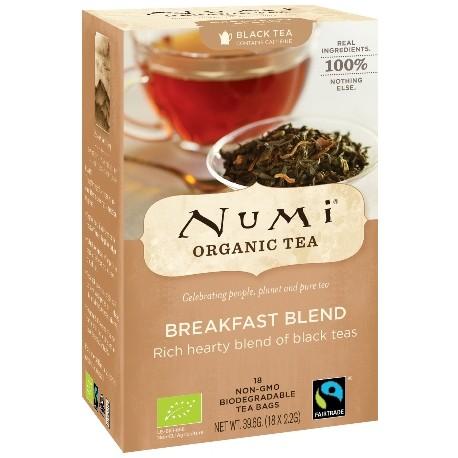 Herbata czarna BREAKFAST BLEND 18 saszetek x 2,2 g