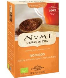 Herbata Roiboos BIO 18 saszetek x 2 g NUMI Organic Tea