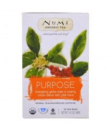 Herbata Purpose - Holistic Tea - Numi Organic Tea