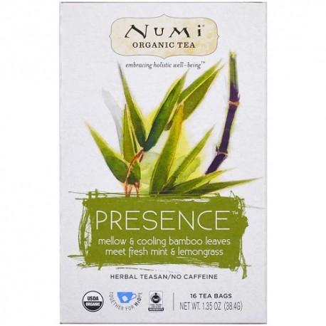 Herbata Presence - Holistic Tea -Numi Organic Tea