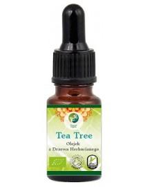 TEA TREE Bio Olejek z Drzewa Herbacianego 10 ml (Malaleuca alternifolia, Australia) Planet Organic