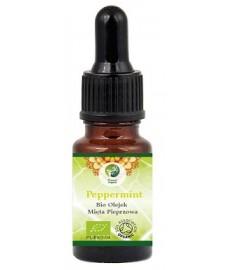 Peppermint BIO Olejek Mięta Pieprzowa (Mentha Piperita, Indie) Planet Organic