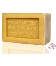 Mydło marsylskie ECOCERT 72% Kokos Palma bezzapachowe 300 g / SAVON DE MARSEILLE Rampal Latour