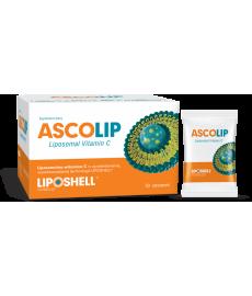ASCOLIP LIPOSHELL® - Liposomalna Witamina C (30 saszetek) Liposomal Vitamin C