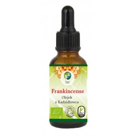 FRANKINCENSE Bio olejek z Kadzidłowca 30 ml (Boswellia Carteri, Somalia) Planet Organic