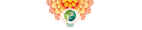 PLANET ORGANIC - BIO, VEGAN, RAW